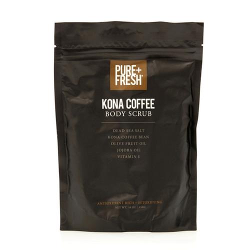 Body Scrub - Kona Coffee - 16oz