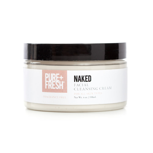 Facial Cleansing Cream - Naked - 4oz