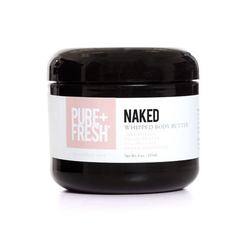 Whipped Body Butter - Naked - 8 OZ
