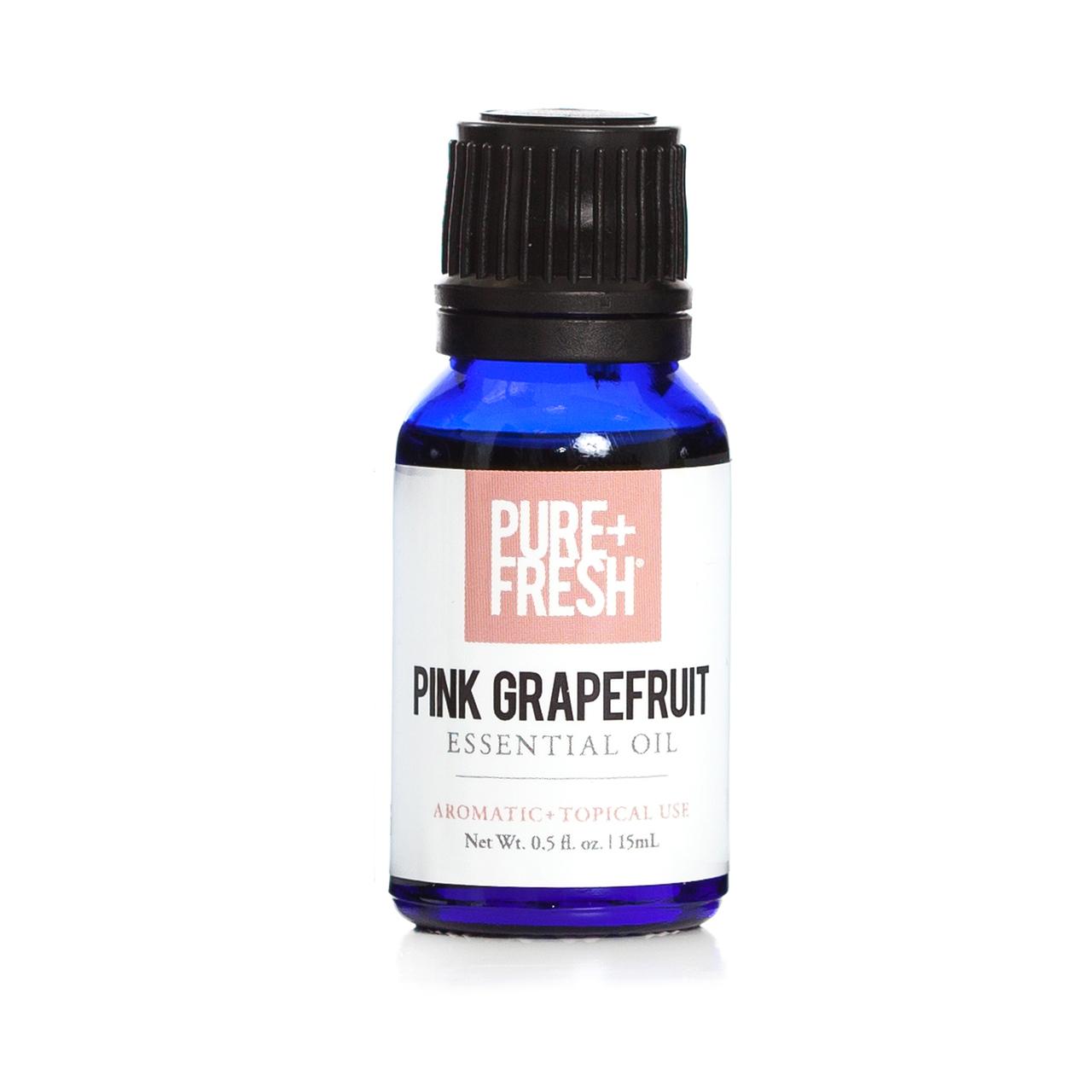 Pure+Fresh Essential Oil - Pink Grapefruit - 15ml