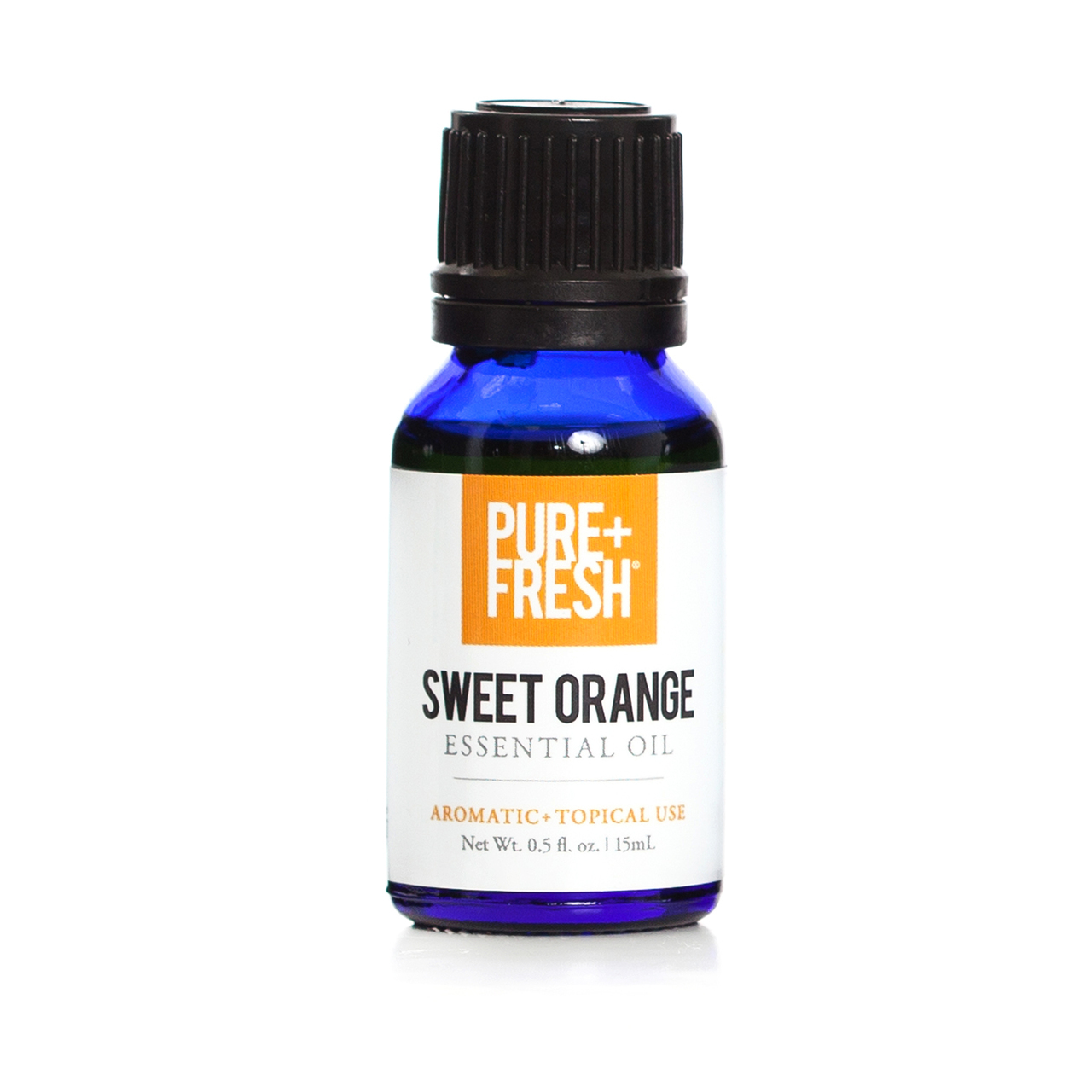 Pure+Fresh Essential Oil - Orange Sweet - 15ml
