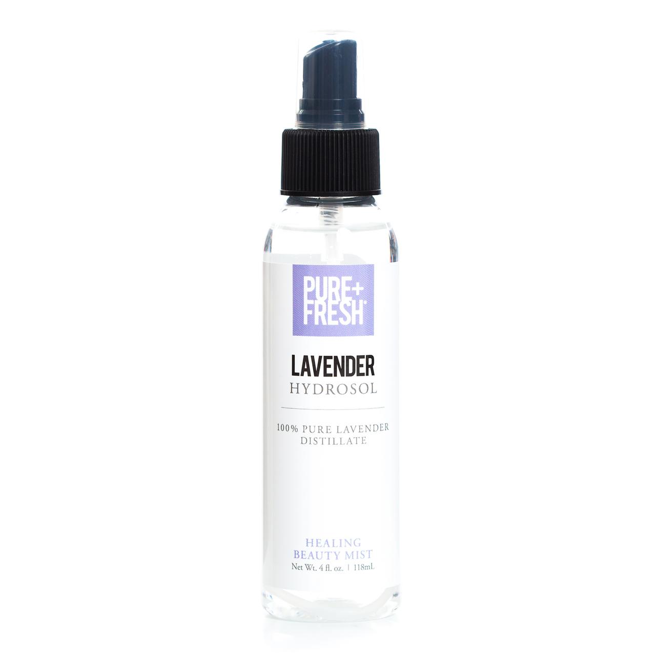 4.0 fl oz Bottle of Pure+Fresh Lavender Healing Beauty Mist
