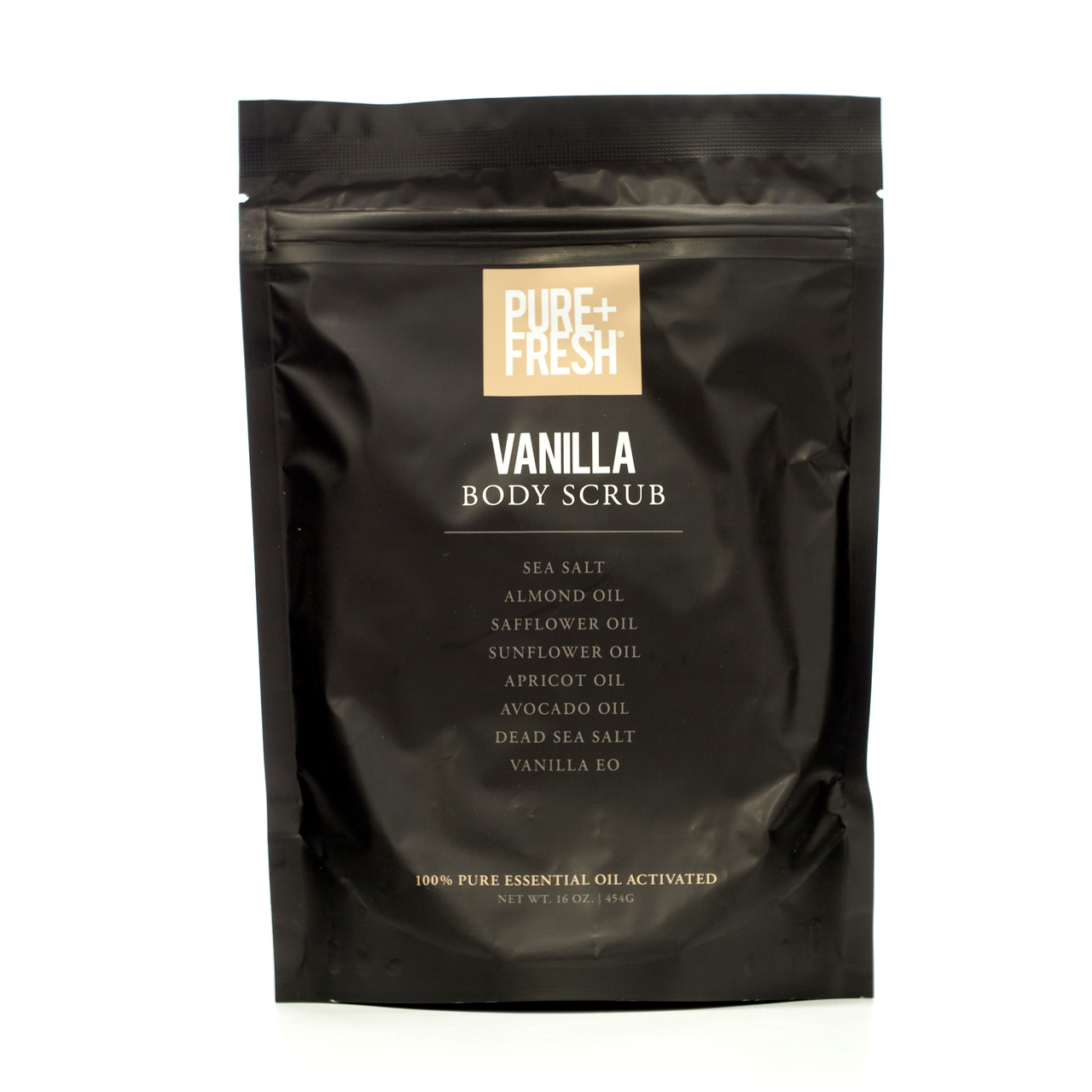Body Scrub - Vanilla - 16OZ