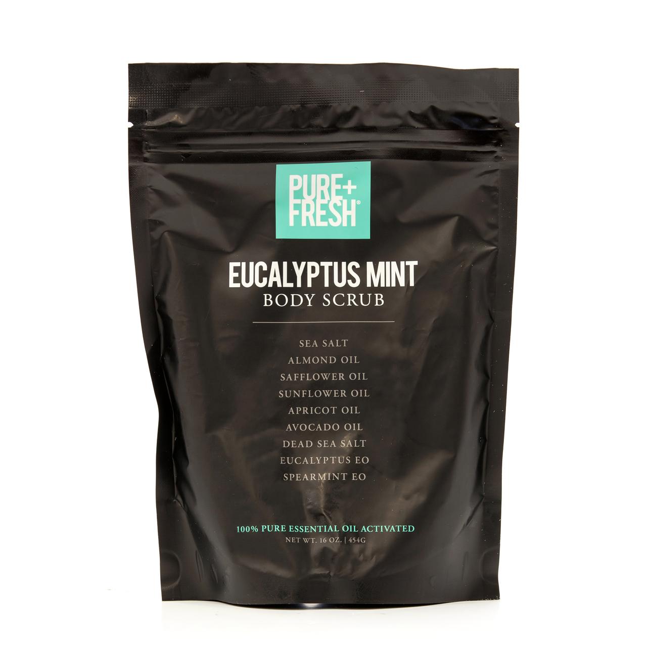 Body Scrub - Eucalyptus Mint - 16oz