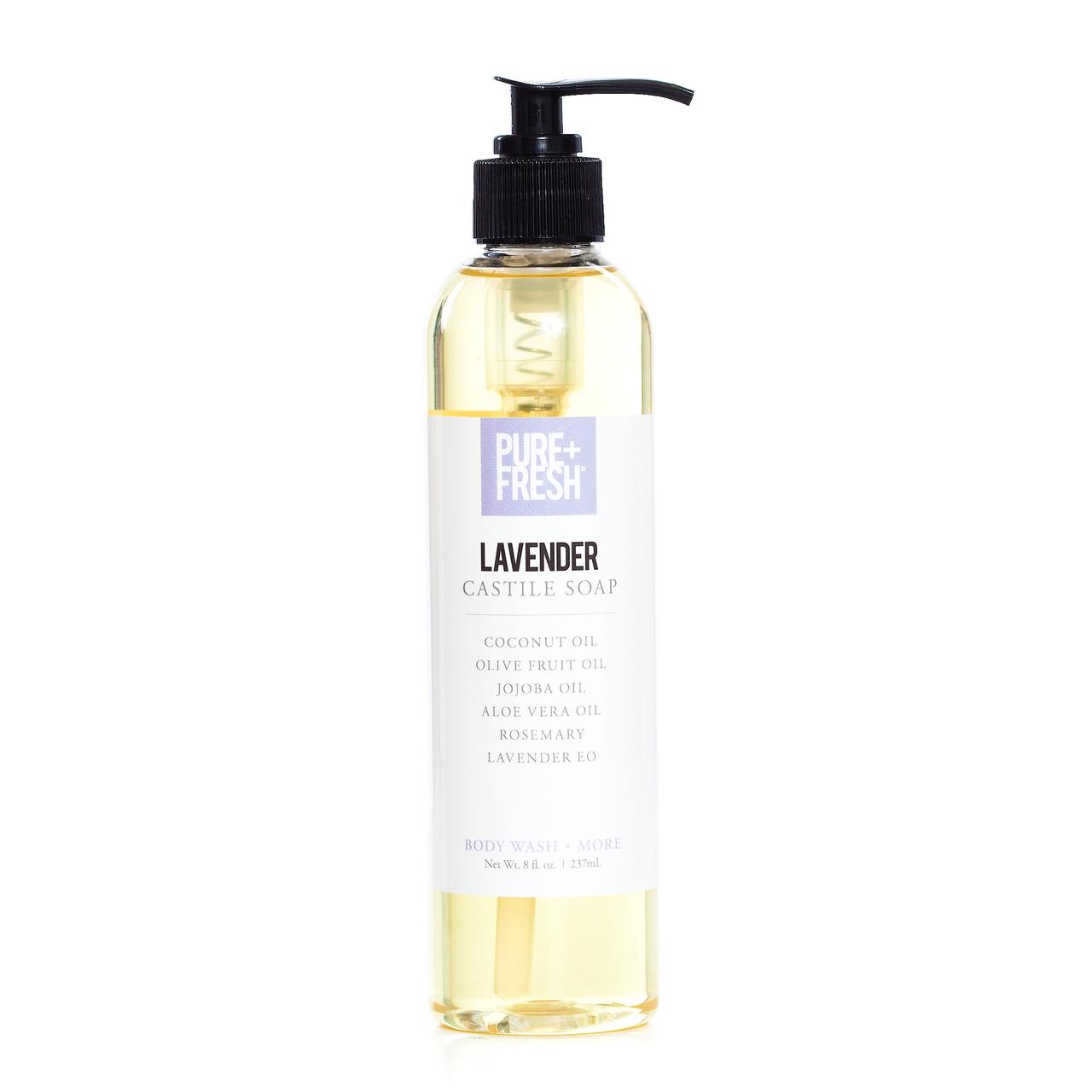 Castile Soap - Lavender - 8oz