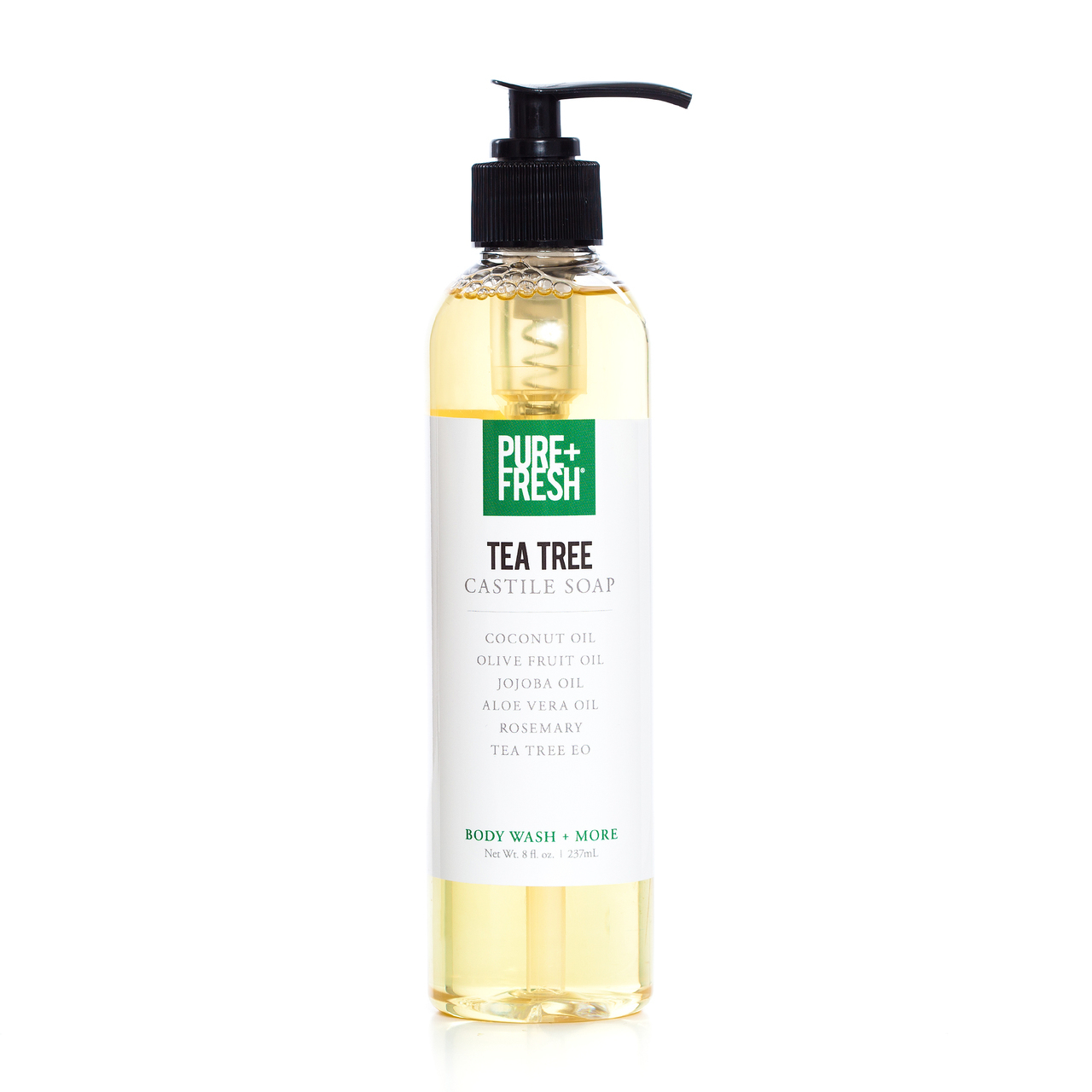 Castile Soap - Tea Tree - 8oz