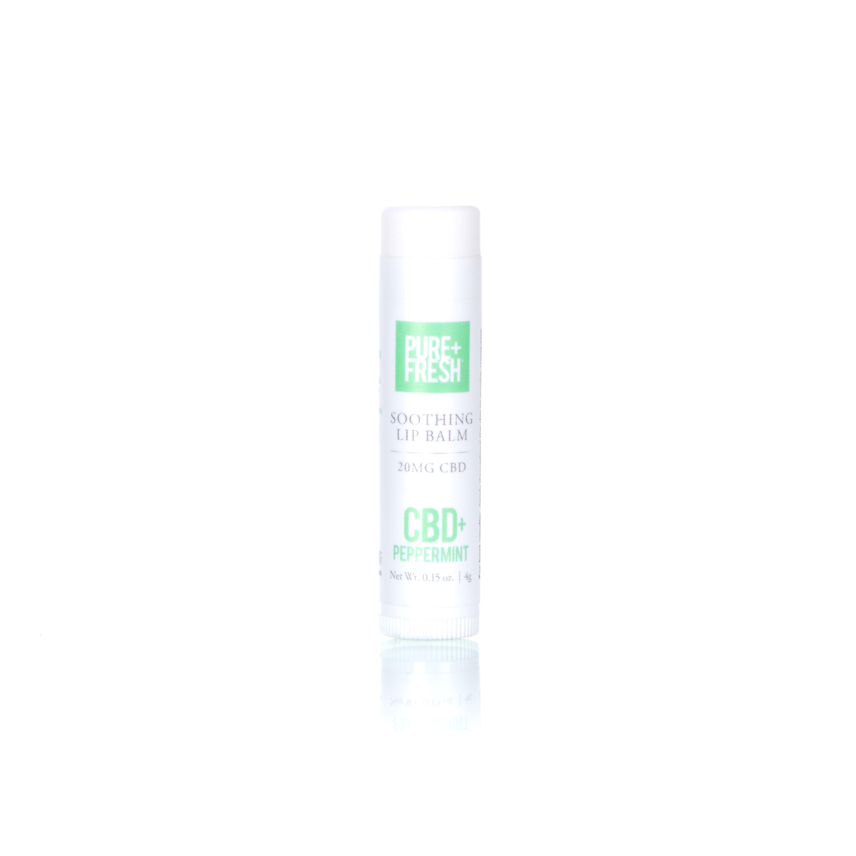 Pure+Fresh CBD Lip Balm