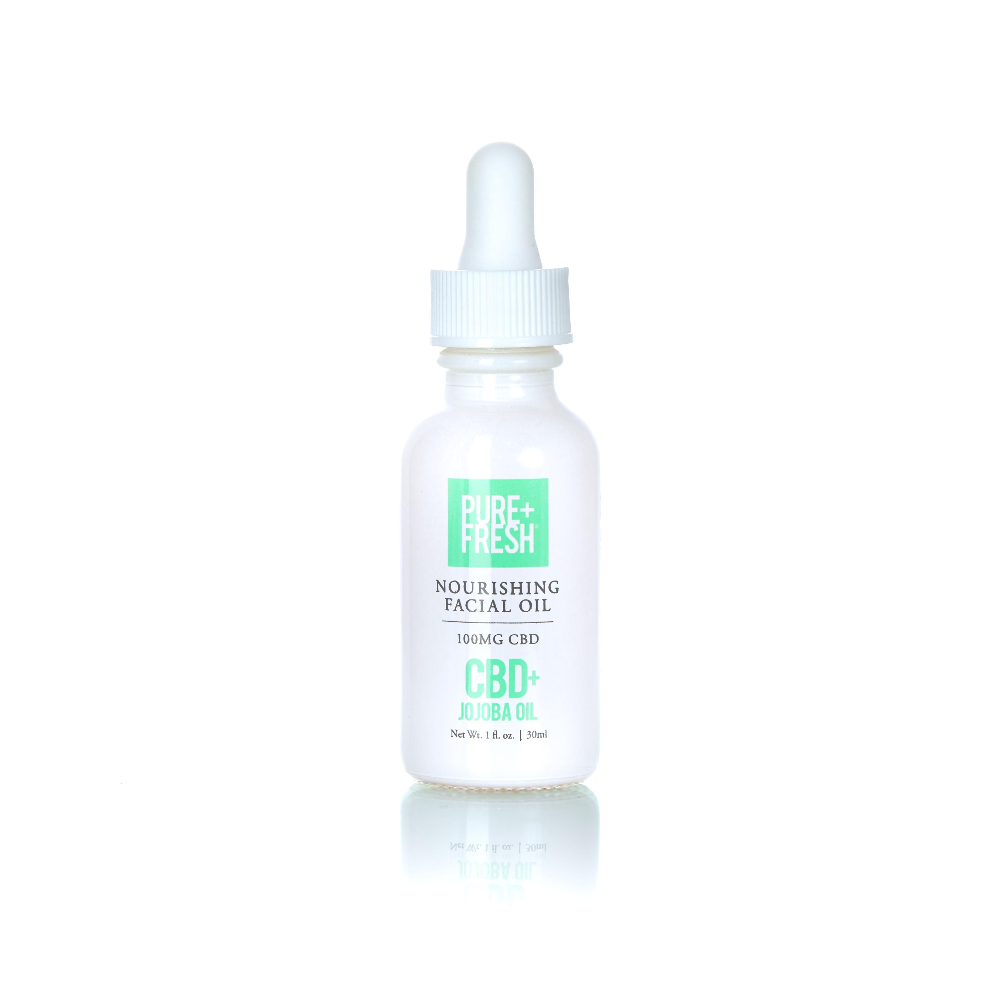 Nourishing Facial Oil CBD+Jojoba Oil