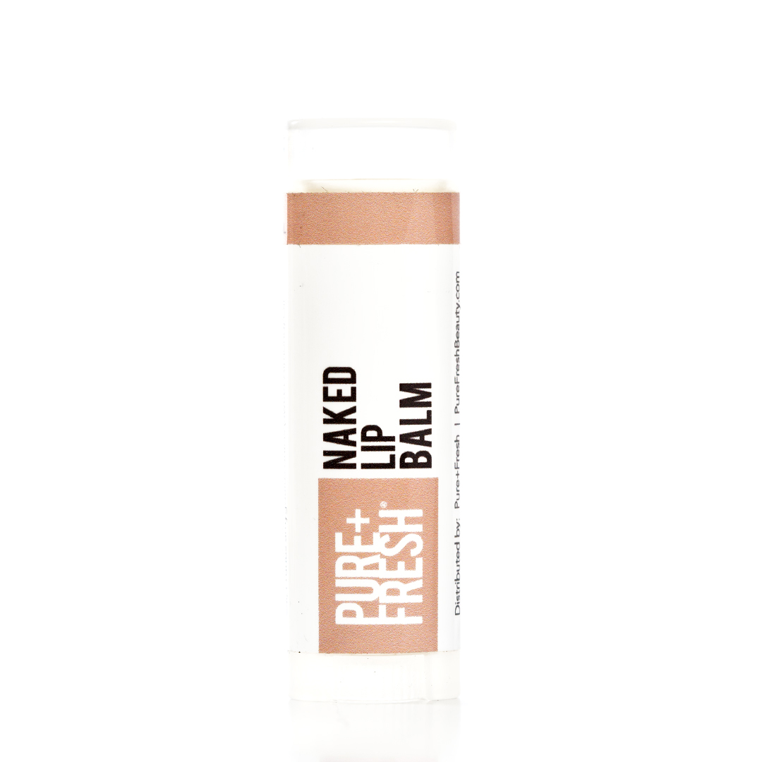 Moisturizing Lip Balm - Naked