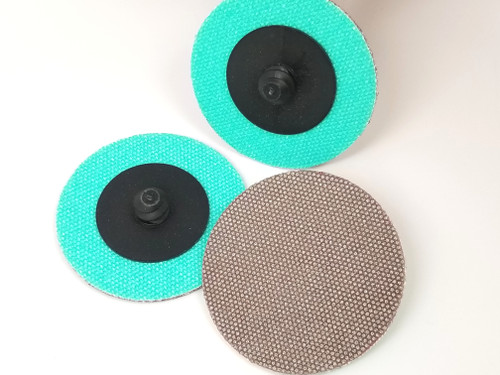 "2"" Electroflex Diamond Disc with Roloc 40 Diamond"