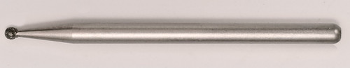 """Diamond Ball Tool 3/64"""" Ball Diameter, 140/170 Grit Diamond"""