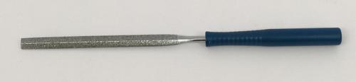 Slitting Diamond Needle File, 200 grit