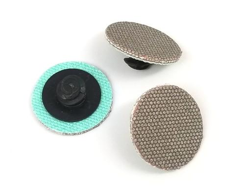 "1"" Electroflex Diamond Disc with Roloc 800 Diamond"