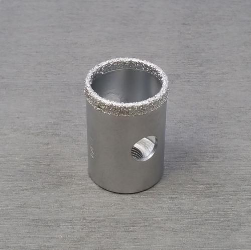 """1-1/2"""" Unmounted Diamond Hole Saw 40/50 Diamond"""