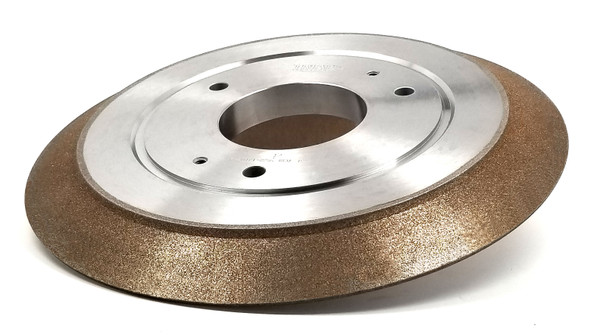 THE AMAZING POTENTIAL OF FINE GRIT CBN PLATED WHEELS