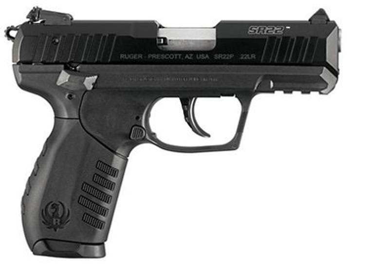 Ruger SR22 Rimfire (03600)