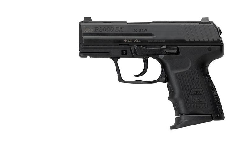 Heckler & Koch P2000SK LEM 9mm (709302LE-A5)