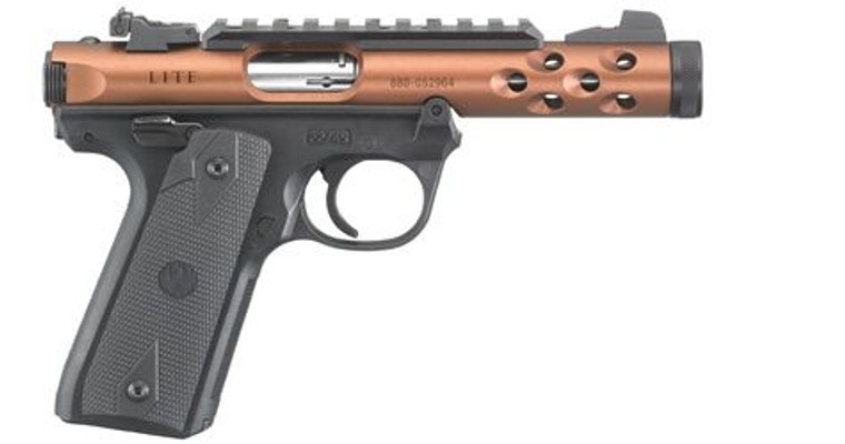 Ruger Mark IV 22/45 Lite Bronze (43909)