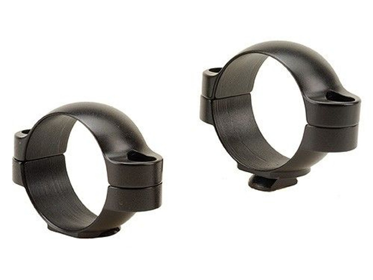 Clyde Armory Leupold STD 30mm Low Rings, 51718, Matte