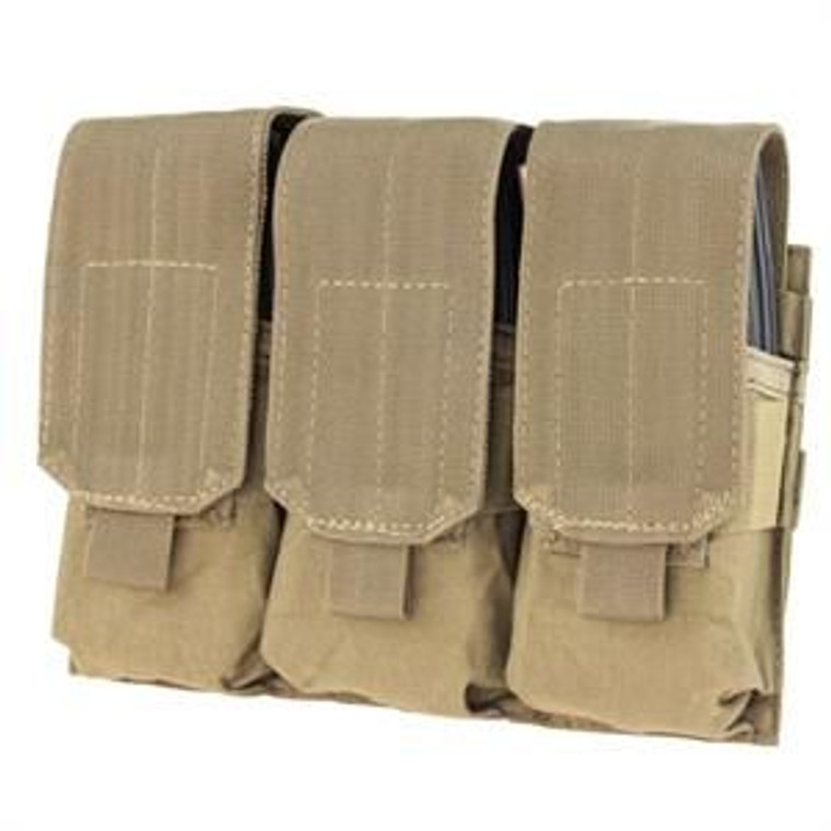 Clyde Armory Triple M4 Mag Pouch MA58-003