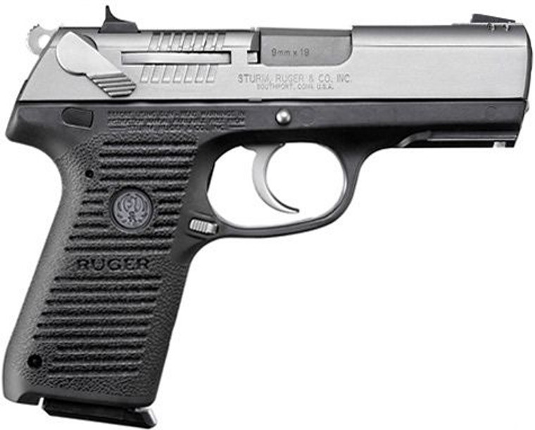 Ruger KP95PR15 Stainless 13014