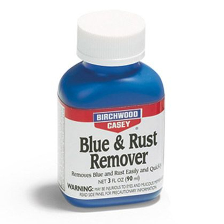 Blue & Rust Remover
