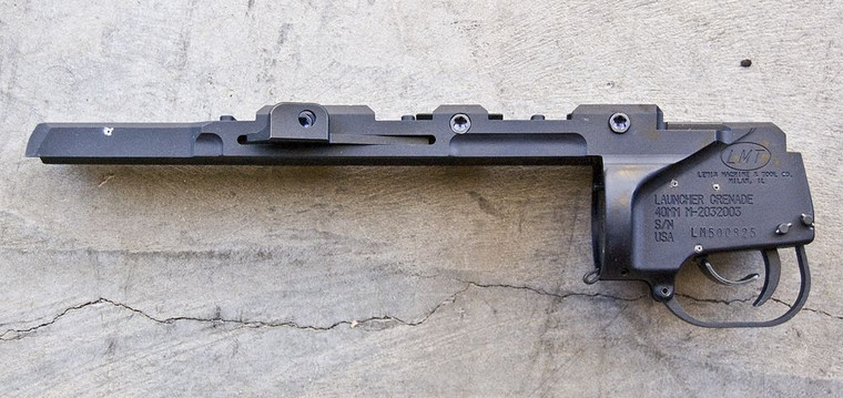 Clyde Armory LMT M203RO (Rail-Mounted Receiver Only)