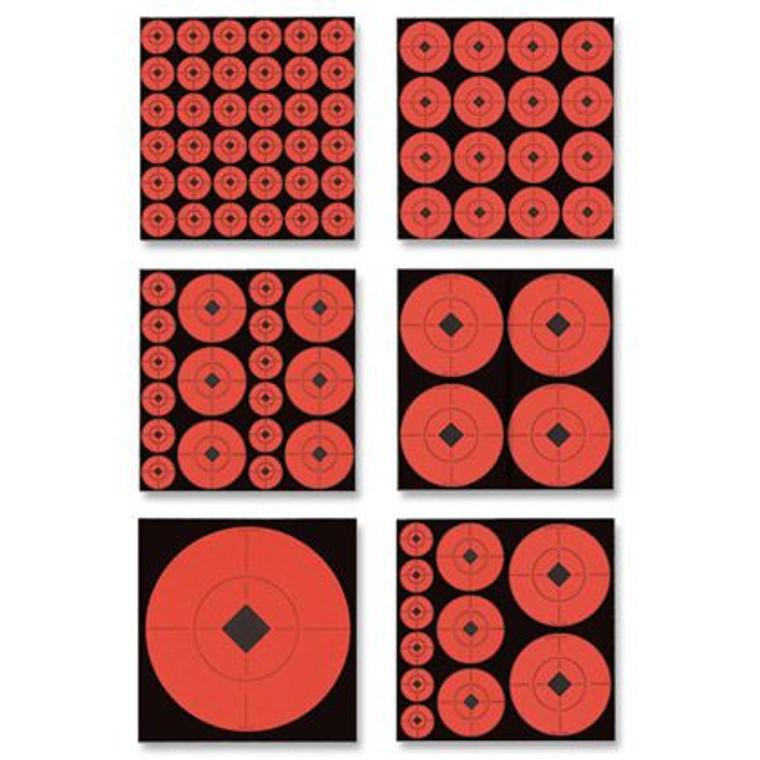 Self-Adhesive Target Spots Targets 1