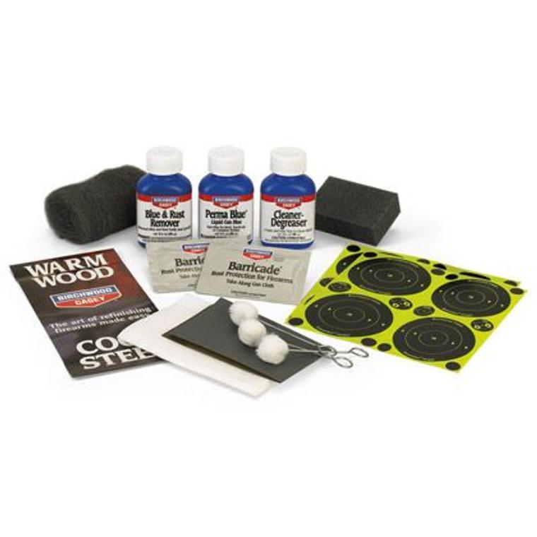 Complete Perma Blue® Gun Blueing Kits