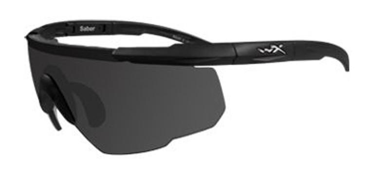 Wiley X Saber Advanced Grey Lens/Matte Black Frame