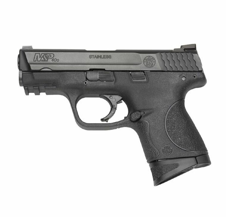 Smith and Wesson M&P 40 Compact