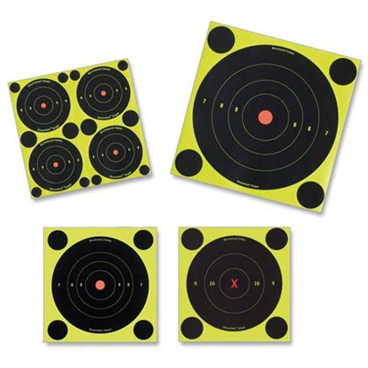 Shoot•N•C® Self-Adhesive Targets 1
