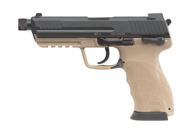 Heckler & Koch HK45 Tactical FDE Frame (745001TTLE-A5)