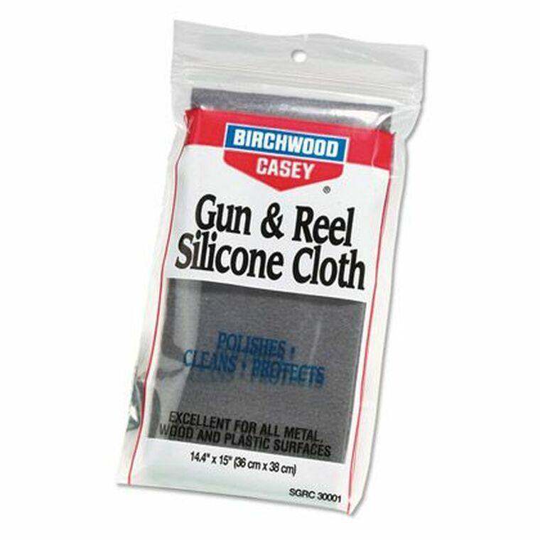 Gun & Reel Silicone Cloth