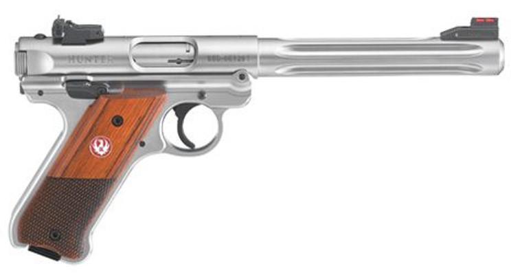 Ruger Mark IV Hunter .22lr (40118)