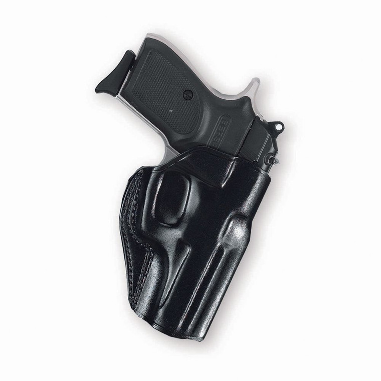 Clyde Armory Galco Stinger Belt Holster, Ruger LC9 with CTC Laserguard