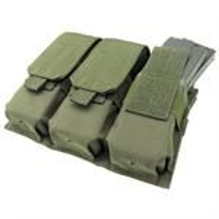 Clyde Armory Triple M4 Mag Pouch MA58-001