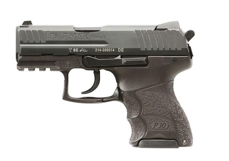 Heckler & Koch P30SK V3 DA/SA 9mm (730903KLE-A5)