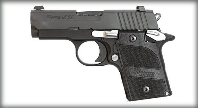 Clyde Armory Sig Sauer P938 Nightmare 9mm Pistol 938