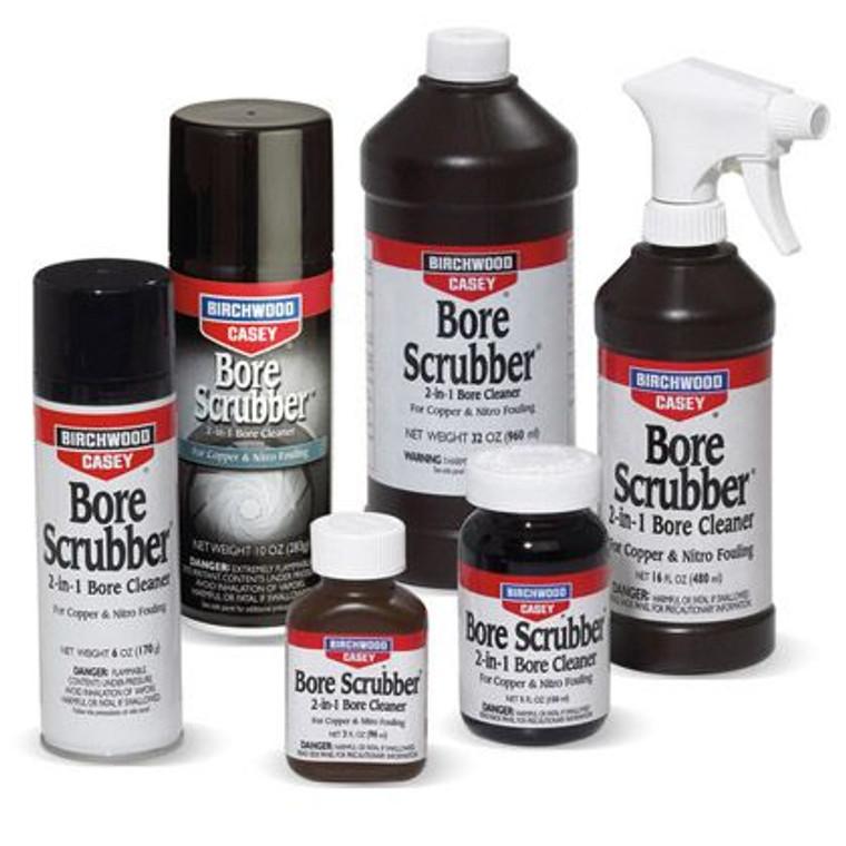Bore Scrubber® 2-in-1 Bore Cleaner