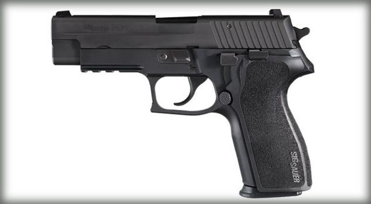 SIG P227 Nitron
