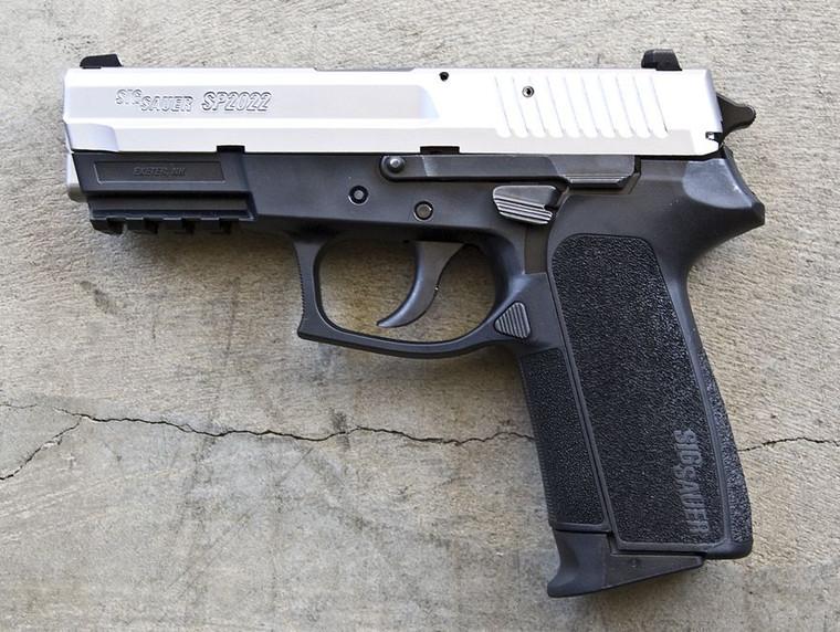 Sig Sauer SP2022 TSS
