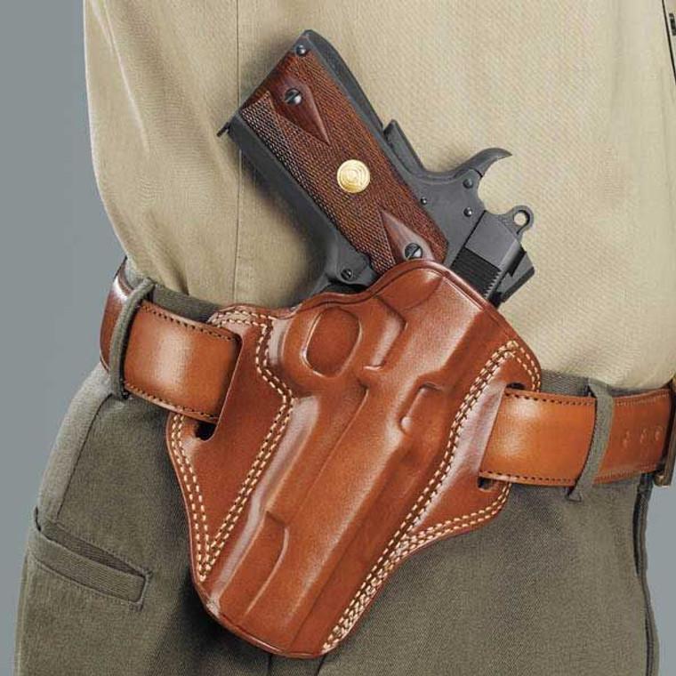 """Galco Combat Master Belt Holster Colt 3"""" 1911"""