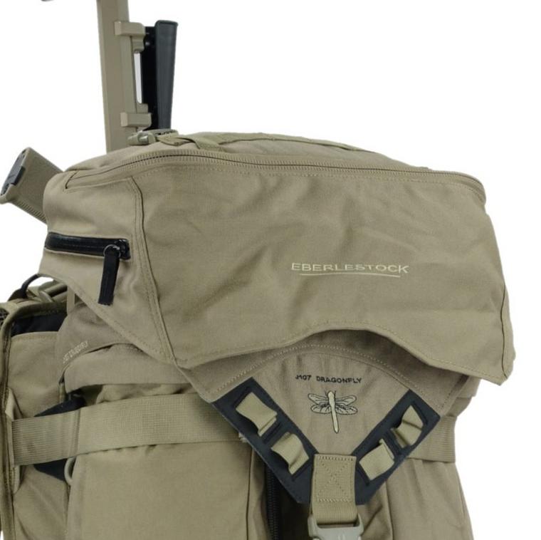 Eberlestock FannyTop Pack Mountable Go-Bag (Dry Earth)