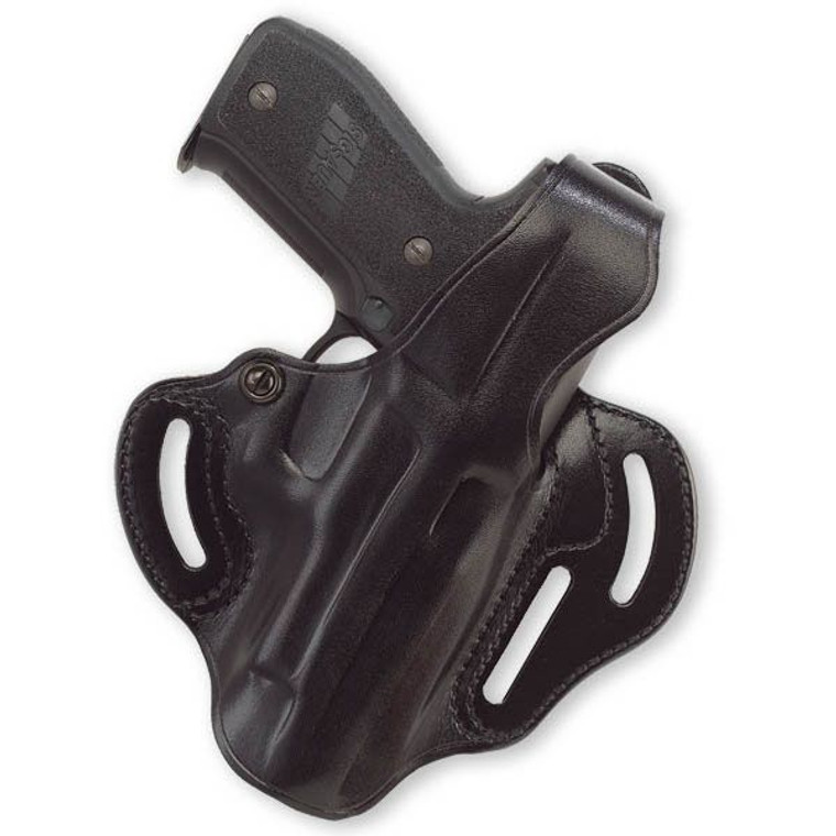 """Clyde Armory Galco Cop 3 Slot Holster, 1911, Kimber 5"""""""