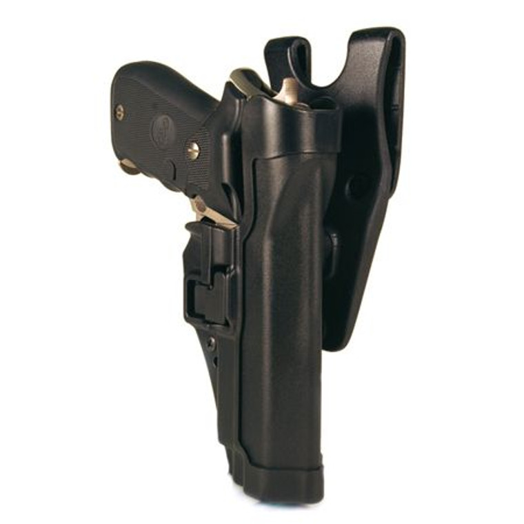 BlackHawk Level 2 SERPA Holster Left Glock 17, 19, 20, 21, 22 23, 31, 32