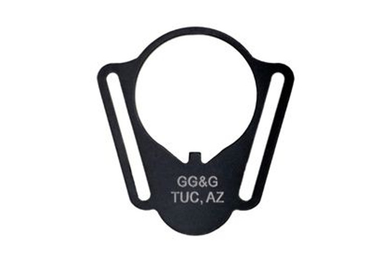 Clyde Armory GG&G AR-15/M-16 Receiver End Plate Sling Attachment (Ambidextrous) GGG-1072A