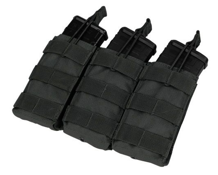 Clyde Armory MA27 Triple Open-Top M4 Mag Pouch