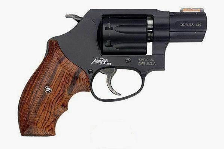 Smith and Wesson Model 351PD AirLite (160228)-