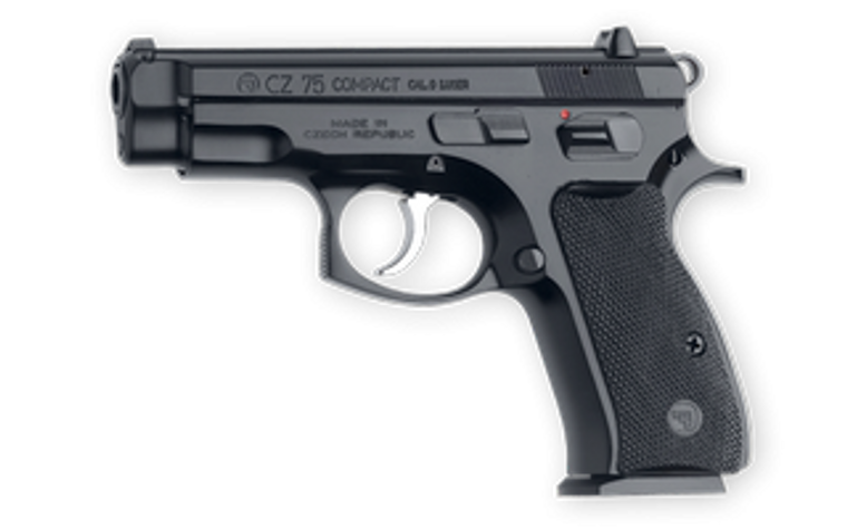 CZ 75 Compact 9mm (91190 LE ONLY)